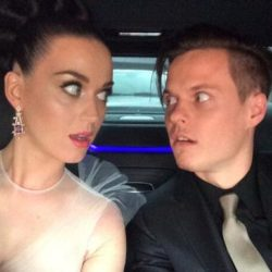 Katy Perry & David Hudson : T'a vu Alizée en Blonde ?